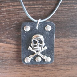 Collier gothique Dead