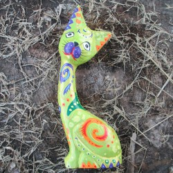 Chat Funky, anis 24cms.