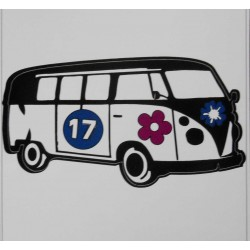 Stickers VW 17.