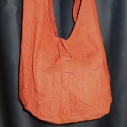 Sac Baba Salyan, rouille orange.
