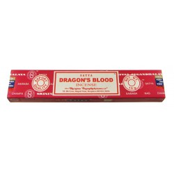 Encens Satya Dragon Wood, boite de 15g.