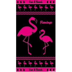 Serviette de Plage Egypte Flamingo 90*170 cm. Managal