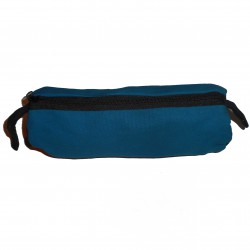 Trousse Bicolore Bleue et orange