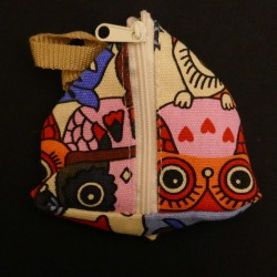 Porte girly triangle, mod 13.